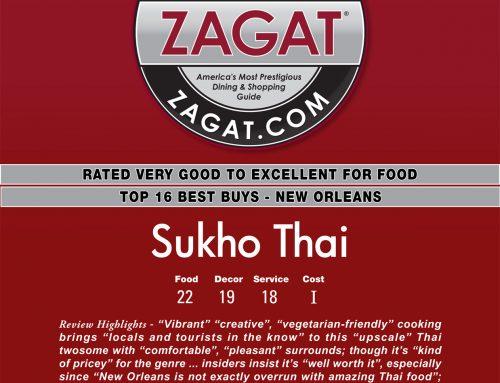 Zagat 2014