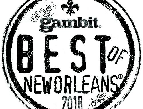 Gambit Best of New Orleans 2018