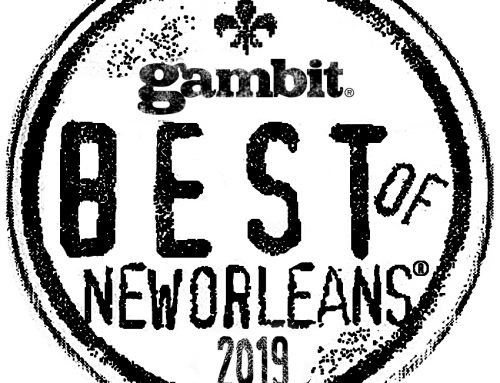 Gambit Best of New Orleans 2019