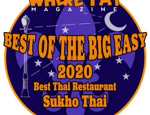 Best of the Big Easy Award 2020